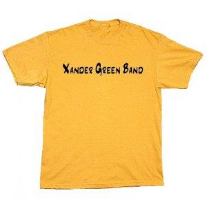 Gold Basic T-Shirt