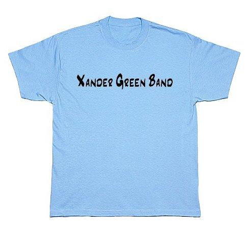 Light-Blue Basic T-Shirt