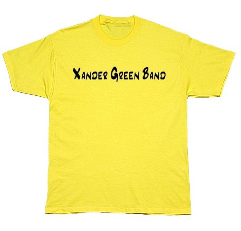 Yellow Basic T-Shirt