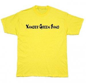 Yellow Basic T-Shirt