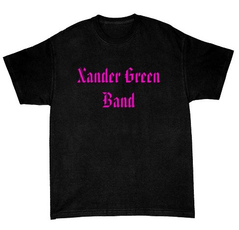Black Basic Dark T-Shirt