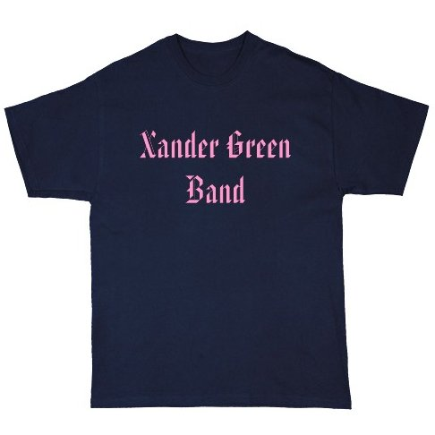 Navy Blue Basic Dark T-Shirt