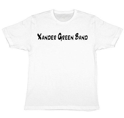 White Basic American Apparel T-Shirt