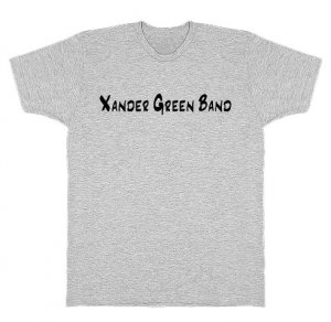 Heather Grey Basic American Apparel T-Shirt