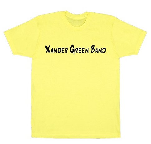 Lemon Basic American Apparel T-Shirt