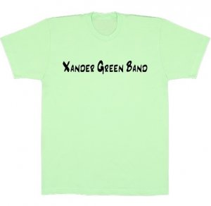 Lime Basic American Apparel T-Shirt