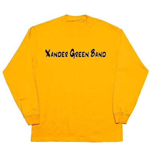 Gold Basic Long Sleeve