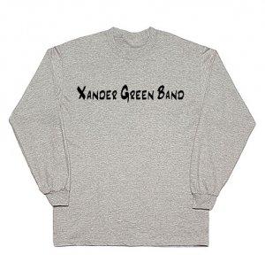 Grey Basic Long Sleeve