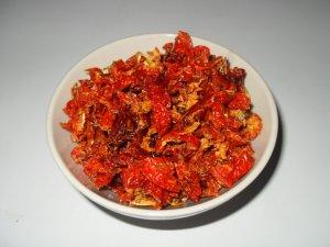 2g. DORSET NAGA / HABANERO HYBRID- HOT Chilli Pepper Flakes- NAGANERO