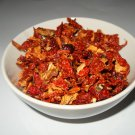 1g. Dorset Naga Dried Chili Flakes- HOTTEST HOT PEPPER EVER Bhut Jolokia