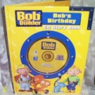 "Bob the Builder ""Bob's Birthday"" CD Story Book New item"