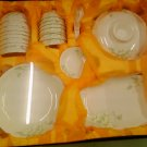 Chinese Chinaware Dinnerware Set 38 PCS Happy Flower 03
