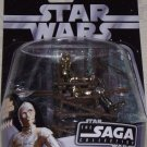 Star Wars Saga Collection C-3PO w/ EWOK THRONE 042 unopened