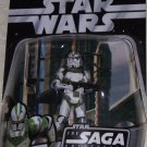 Star Wars Saga Collection CLONE TROOPER 442nd SIEGE BATTALION #057 unopened