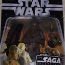 Star Wars Saga Collection CHEBACCA with ELECTRONIC C-3PO #054 unopened