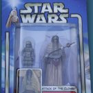 Star Wars 2002 TUSKEN RAIDER FEMALE with TUSKEN CHILD #08 unopened