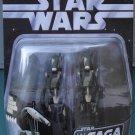 Star Wars Saga Collection BATTLE DROIDS #062 unopened