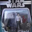 Star Wars Saga Collection Ultimate Galactic Hunt HAN SOLO #002 unopened