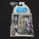 STAR WARS The Clone Wars OBI-WAN KENOBI 1st DAY ISSUE unopened