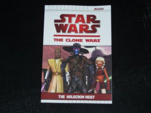 The Clone Wars THE HOLOCRON HEIST Reader for Young Readers