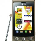 LG KP500 Cookie GSM Quadband Phone (Unlocked) Elegant Gold