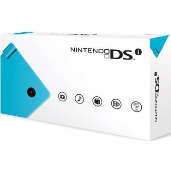 Brand New Sealed Nintendo DSi Blue Video Game System