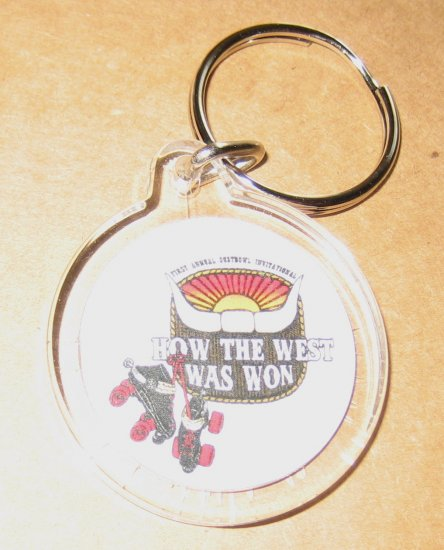 Dustbowl Invitational Key Chain