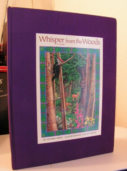 Whisper from the Woods by Victoria Wirth Scott banfill