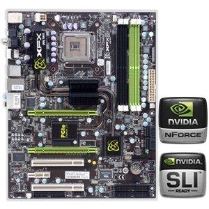 XFX nForce 750i SLI Extreme Motherboard