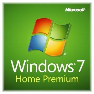 Microsoft Windows 7 Home Premium 32-bit