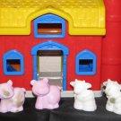3D Cow & Pig Soap