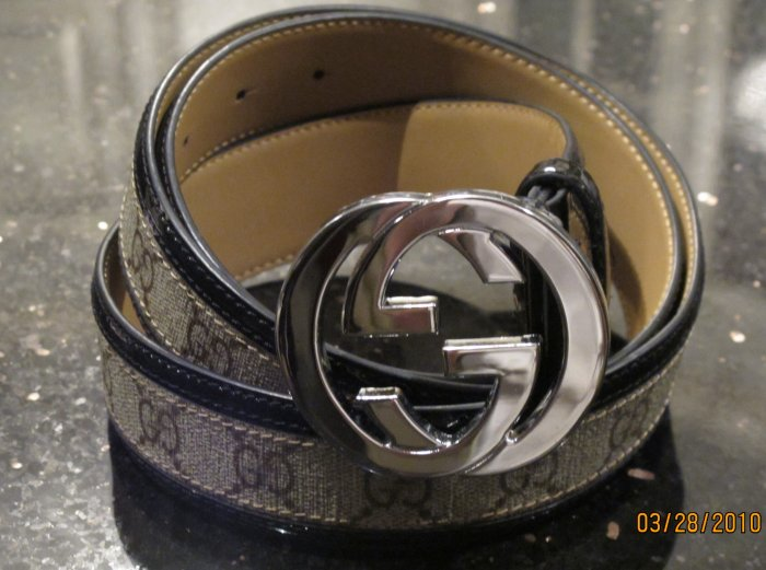 brand new authentic GUCCI BELT MADE IT ITALY!!!