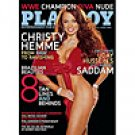 Playboy Magazine - April 2005