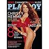 Playboy Magazine - April 2005