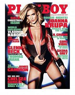 Playboy Magazine - December 2009