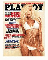 Playboy Magazine - September 2009