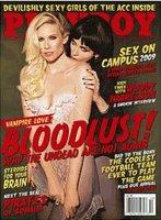 Playboy Magazine - October 2009