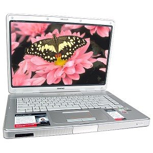 Compaq Presario Sempron 3300+ 15.4-inch Widescreen Notebook - REFURBISHED