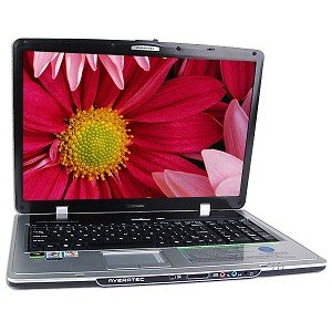 Averatec 7100U Series AMD Turion 64 ML-32 1.8 GHz Notebook - REFURBISHED