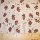 1 yard -  Marcus Brothers - 40 days and Nights fabric