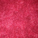 7/8 yard- Hot pink and red toned fabric marble look