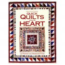 Quick Quilts from the Heart - Liz Porter and Marianne Fons quilt book