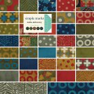 "Moda Charm Pack - Simple Marks - 42 5"" squares"