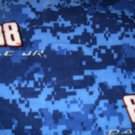 1.75 yard - Dale Earnhardt Jr. - NASCAR #88 Car Fleece - Blue fabric