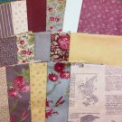 Moda Fat Quarter Bundle - Field Notes - 18 FQs in bundle - Brand new print!