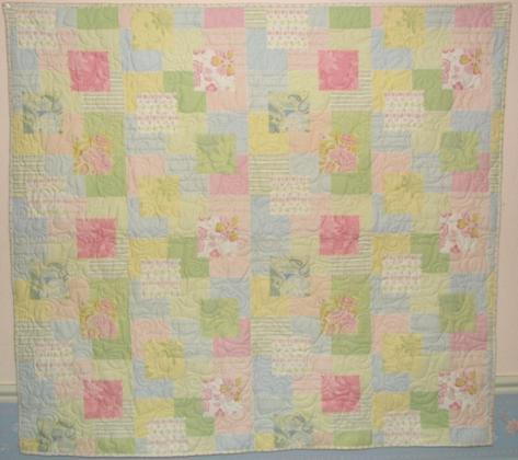Baby LuLu Panel Quilt