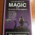 THE SECRETS OF MAGIC BY THE WORLD (VHS) / Magic Video