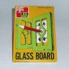 TENYO GLASS BOARD (T-26) / Vintage Tenyo Magic