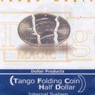 TANGO FOLDING HALF DOLLAR- INTERNAL SYSTEM / Coin Magic