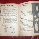MAGIC MADE EASY/ Vintage Magic Book